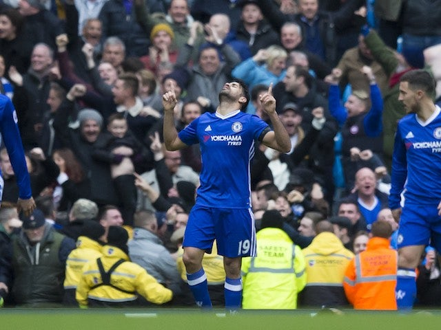 Hughes: 'We did not target Diego Costa'