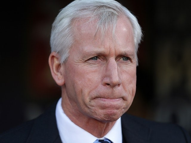Result: Pardew starts Baggies reign with draw