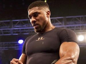 Result: AJ beats Parker by unanimous decision
