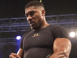 Toney urges Joshua to fight in United States