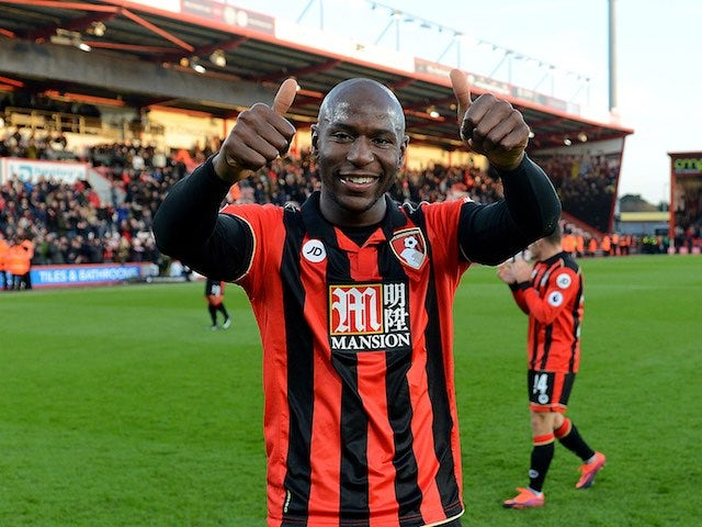 Bournemouth forward Afobe makes Wolves return