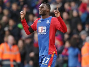 Frank de Boer: 'Benteke happy at Palace'