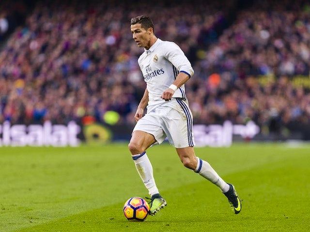 Result: Ronaldo nets brace in Real Madrid win
