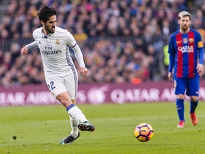 Isco lashes out at press after El Clasico loss