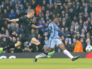 Manchester City held by Celtic