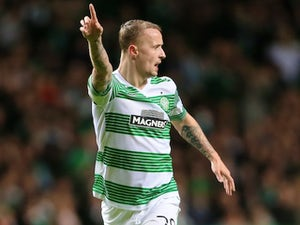 Griffiths ruled out of Scotland squad