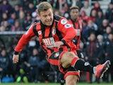Ryan Fraser in action for Bournemouth on December 4, 2016