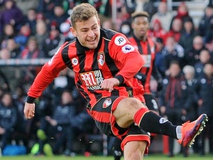 Ryan Fraser in action for Bournemouth on December 4, 2016