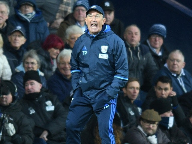 "Tony Pulis: West Brom ""battered"" Derby"