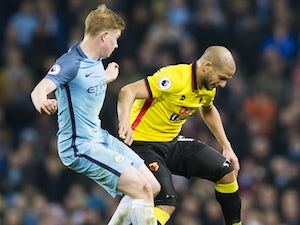 Live Commentary: Watford 0-6 Man City - as it happened