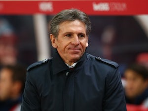Claude Puel: 'United were too clinical'