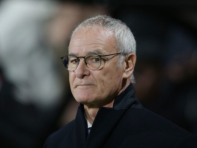 Claudio Ranieri Confirms He Would Think About Coaching Italy