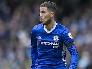 Team News: Eden Hazard leads Chelsea attack
