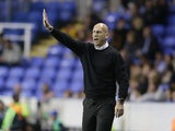 Reading manager Jaap Stam on August 9, 2016