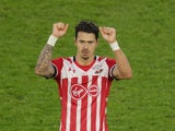 Jose Fonte gives the thumbs-up after the Premier League game between Southampton and Middlesbrough on December 11, 2016