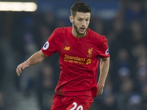 Adam Lallana steps up injury recovery