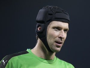 Petr Cech pleased with personal form
