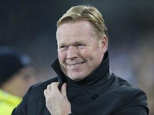 Koeman confident of win over Arsenal