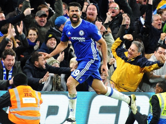 Result: Chelsea extend lead with win over Hull