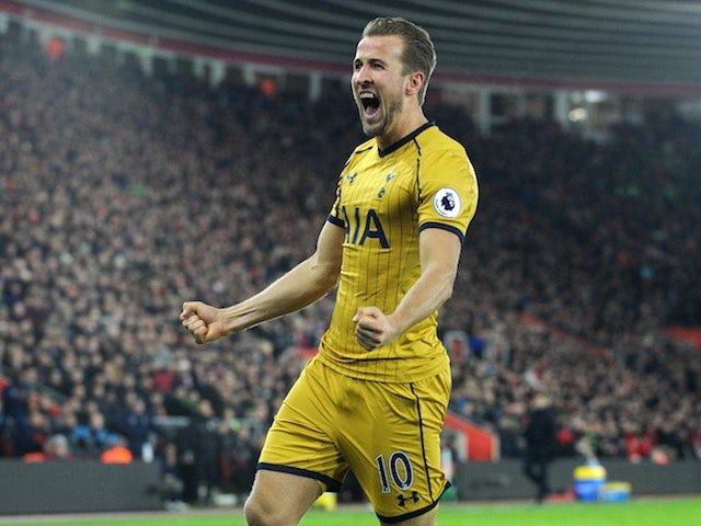 Result: Kane nets four as Spurs thrash Leicester