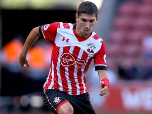 Jeremy Pied in action for Southampton on August 7, 2016