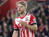 Josh Sims in action for Southampton on November 27, 2016