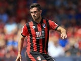Lewis Cook in action for Bournemouth on August 14, 2016