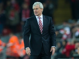 Mark Hughes: 'We could have scored more'