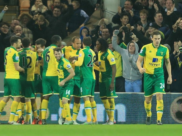 Result: Tettey wins it for Norwich City