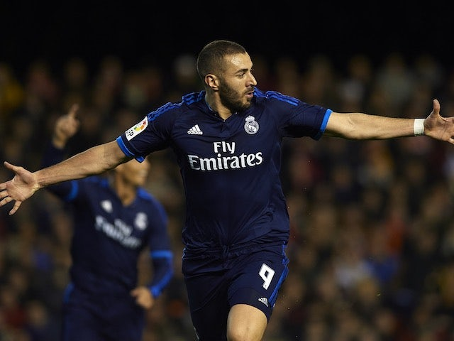 Result: Late Benzema strike preserves Real run