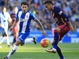 Barcelona held at Catalan rivals Espanyol