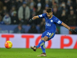Result: Leicester move to brink of knockout stages