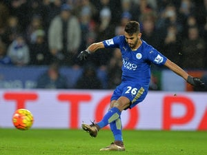 Leicester move to brink of knockout stages