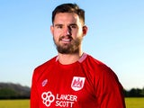 Bailey Wright signs for Bristol City on January 6, 2017