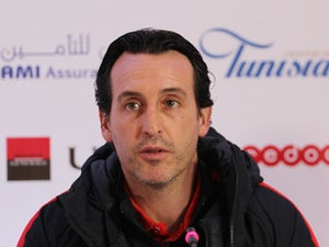 Emery: 'CL last-16 tie not finished'
