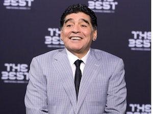 Maradona: 'Napoli can win Serie A title'