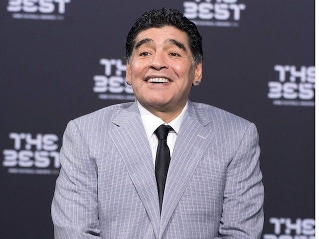 Maradona 'told Real to sign Mbappe'