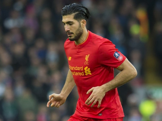 cbbcf853 Liverpool to re-open contract talks with midfielder Emre Can ...