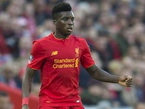 Liverpool 'turn down loan bids for Ojo'