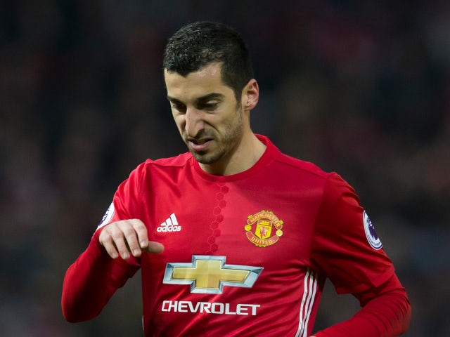 Mkhitaryan: 'I take responsibility for defeat'