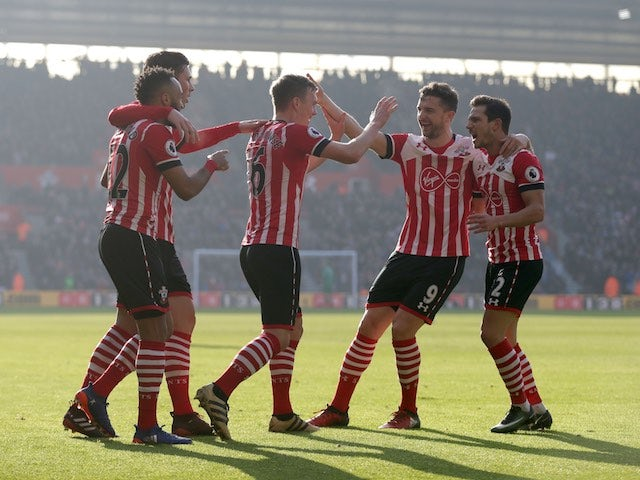 Result: Southampton ease to victory over Leicester