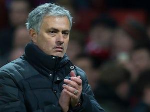 Mourinho 'concerned by fixture list'