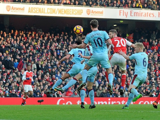 Result: Sanchez rescues 10-man Arsenal with late penalty