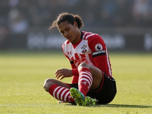 Virgil van Dijk to miss EFL Cup final