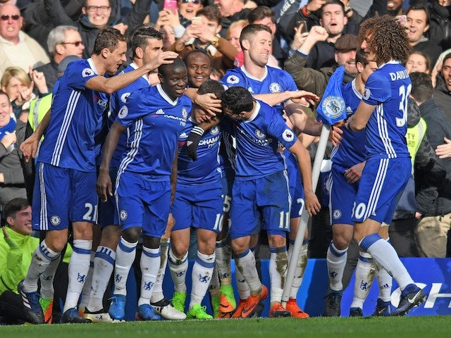 Result: Chelsea ease past Arsenal to move 12 points clear
