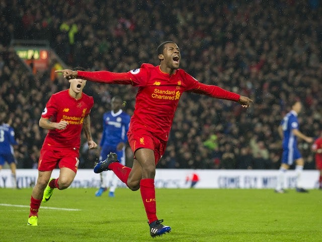 Result: Liverpool, Chelsea share the points