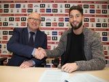 Hassen Mouez signs for Southampton on January 31, 2017