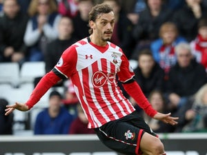 Result: Gabbiadini nets double to rescue Saints