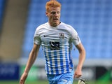 Ryan Haynes in action for Coventry City on August 30, 2016