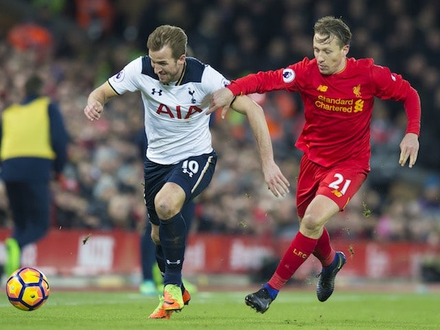 Tottenham vs Liverpool Team News: Aurier Keeps His Place